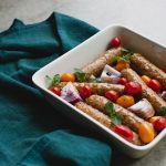 Tomato & Cracked Pepper Beef Style Sausage